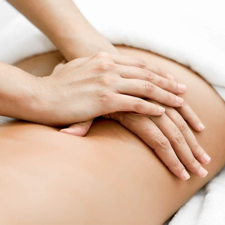 Institut für ganzheitliche Kosmetik Ganzkörper-Behandlung